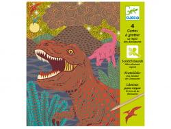 Acheter Cartes à gratter - Le règne des dinosaures - 5,99€ en ligne sur La Petite Epicerie - Loisirs créatifs