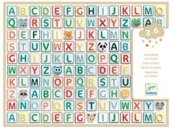 Acheter Gommettes alphabet - 10,49€ en ligne sur La Petite Epicerie - Loisirs créatifs