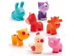 Acheter Animaux en plastique souple pour tout-petits -Troopo-farm - 11,99€ en ligne sur La Petite Epicerie - Loisirs créatifs
