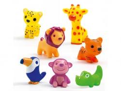 Acheter Animaux en plastique souple pour tout-petits - Troopo-savana - 11,99€ en ligne sur La Petite Epicerie - Loisirs créa...