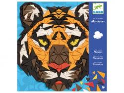 Acheter Mosaïques - coffret de collage - tigre et gorille - 9,99€ en ligne sur La Petite Epicerie - Loisirs créatifs