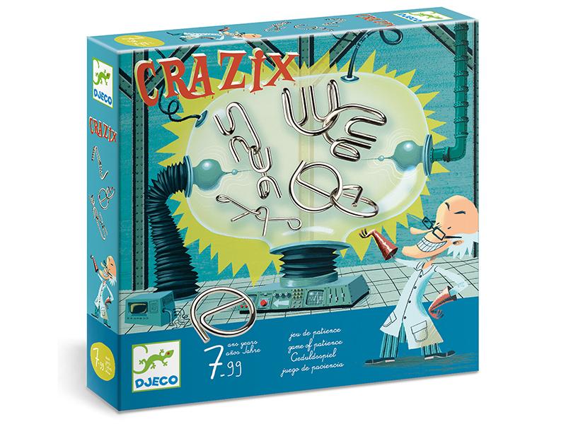 Acheter 6 casse tête - jeu de patience - Crazix - 16,99€ en ligne sur La Petite Epicerie - Loisirs créatifs