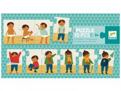Acheter Puzzle Je m'habille - 8,49€ en ligne sur La Petite Epicerie - Loisirs créatifs