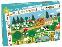 Acheter Puzzle La ferme - 35 pcs - FSC MIX - 13,99€ en ligne sur La Petite Epicerie - Loisirs créatifs