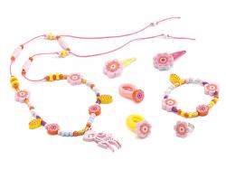 Acheter Parure de bijoux pour enfant - Bal du faon - 16,49€ en ligne sur La Petite Epicerie - Loisirs créatifs