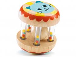 Acheter Hochet en bois Natural chat - Piticat - 7,99€ en ligne sur La Petite Epicerie - Loisirs créatifs