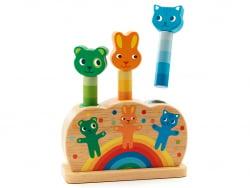 Acheter Jeu d'éveil pop-up - Pipop pidoo - 19,99€ en ligne sur La Petite Epicerie - Loisirs créatifs