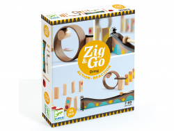 Acheter Jeu de réaction en chaîne - Zig & Go - Dring - 25 pcs - 27,99€ en ligne sur La Petite Epicerie - Loisirs créatifs