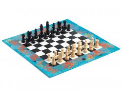 Acheter Echecs - jeu classique illustré fonds marins - 14,49€ en ligne sur La Petite Epicerie - Loisirs créatifs