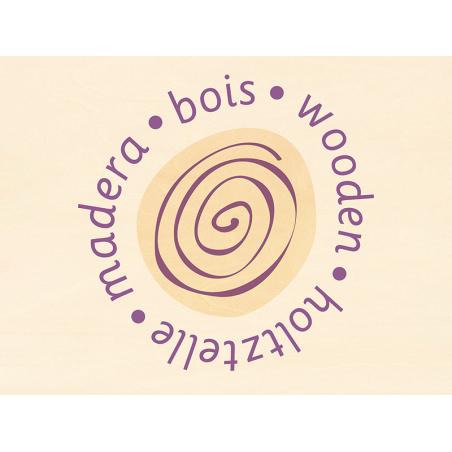 Acheter 83 petites lettres magnétiques en bois - 19,49€ en ligne sur La Petite Epicerie - Loisirs créatifs