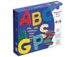 Acheter 38 grosses lettres magnétiques en bois - 16,99€ en ligne sur La Petite Epicerie - Loisirs créatifs