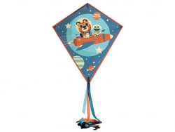 Acheter Cerf-volant Rocket - 7,99€ en ligne sur La Petite Epicerie - Loisirs créatifs