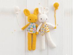 Acheter Kit crochet lapins - Need somebunny - 17,99€ en ligne sur La Petite Epicerie - Loisirs créatifs