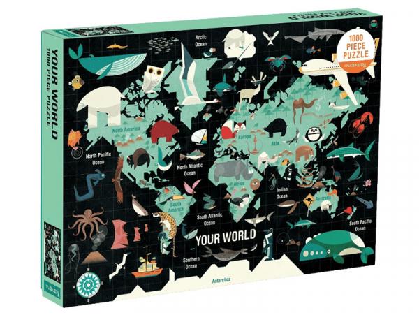 Acheter Puzzle 1000 pièces - Your World - 18,99€ en ligne sur La Petite Epicerie - Loisirs créatifs