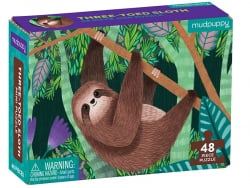 Acheter Puzzle 48 pièces - Paresseux - 6,99€ en ligne sur La Petite Epicerie - Loisirs créatifs