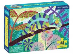 Acheter Puzzle 48 pièces - Caméléon - 6,99€ en ligne sur La Petite Epicerie - Loisirs créatifs