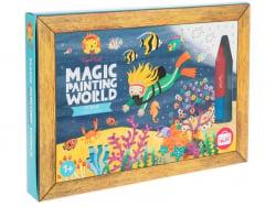 Acheter Coffret peinture magique à l'eau pour bébé - Océan - 9,99€ en ligne sur La Petite Epicerie - Loisirs créatifs