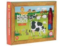 Acheter Coffret peinture magique à l'eau pour bébé - Ferme - 9,99€ en ligne sur La Petite Epicerie - Loisirs créatifs