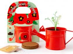 Acheter Arrosoir 9cm - Coquelicot rouge - 8,99€ en ligne sur La Petite Epicerie - Loisirs créatifs