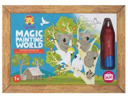Acheter Coffret peinture magique à l'eau pour bébé - Animaux australiens - 9,99€ en ligne sur La Petite Epicerie - Loisirs c...