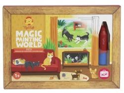 Acheter Coffret peinture magique à l'eau pour bébé - Animaux - 9,99€ en ligne sur La Petite Epicerie - Loisirs créatifs
