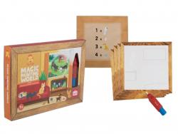 Acheter Coffret peinture magique à l'eau pour bébé - Animaux - 10,00€ en ligne sur La Petite Epicerie - Loisirs créatifs