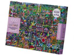 Acheter Puzzle 1000 pièces / Amusement du monde - 24,99€ en ligne sur La Petite Epicerie - Loisirs créatifs