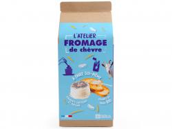Acheter L'Atelier Fromage de chèvre aux graines de pavot bio - 17,49€ en ligne sur La Petite Epicerie - Loisirs créatifs
