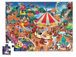 Acheter Puzzle 48 pièces - Un jour à la fête foraine - 15,99€ en ligne sur La Petite Epicerie - Loisirs créatifs