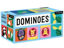 Acheter Jeu de dominos - Animaux sauvages - 12,99€ en ligne sur La Petite Epicerie - Loisirs créatifs