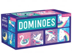 Acheter Jeu de dominos - Licornes - 12,99€ en ligne sur La Petite Epicerie - Loisirs créatifs