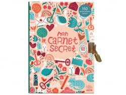 Acheter mon carnet secret par feena brooks - 9,95€ en ligne sur La Petite Epicerie - Loisirs créatifs