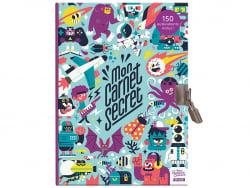 Acheter mon carnet secret par loulou et tummie - 9,95€ en ligne sur La Petite Epicerie - Loisirs créatifs