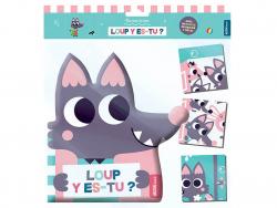 Acheter Livre de bain - Livre loup y es-tu ? - 9,95€ en ligne sur La Petite Epicerie - Loisirs créatifs