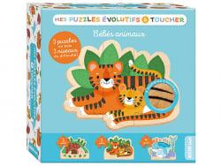 Acheter mes puzzles évolutifs à toucher - maman et bébé - 14,95€ en ligne sur La Petite Epicerie - Loisirs créatifs