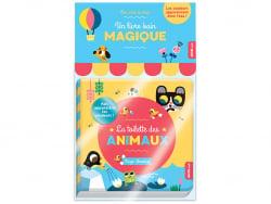 Acheter livre bain magique - la toilette des animaux - 8,50€ en ligne sur La Petite Epicerie - Loisirs créatifs