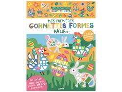 Acheter mes premières gommettes formes pâques - 4,95€ en ligne sur La Petite Epicerie - Loisirs créatifs