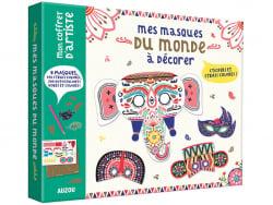 Acheter Coffret créatif - mes masques du monde - 12,89€ en ligne sur La Petite Epicerie - Loisirs créatifs