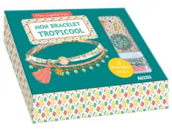Acheter Coffret créatif DIY - mon bracelet tropicool - 8,95€ en ligne sur La Petite Epicerie - Loisirs créatifs