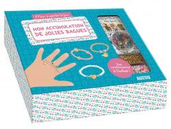 Acheter Coffret créatif - mon accumulation de jolies bagues - 8,89€ en ligne sur La Petite Epicerie - Loisirs créatifs