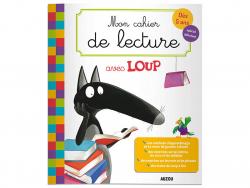 Acheter mon cahier de lecture avec loup - 4,95€ en ligne sur La Petite Epicerie - Loisirs créatifs