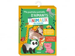 Acheter Pochette de 42 aimants - animaux du monde - 7,95€ en ligne sur La Petite Epicerie - Loisirs créatifs