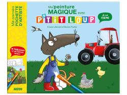Acheter p'tit loup - ma pochette de peintures magiques - a la ferme - 7,95€ en ligne sur La Petite Epicerie - Loisirs créatifs
