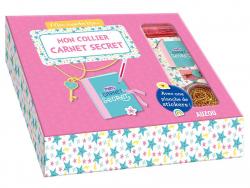 Acheter Coffret créatif - mon collier journal secret - 8,95€ en ligne sur La Petite Epicerie - Loisirs créatifs
