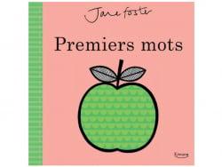 Acheter Livre d'éveil - premiers mots de Jane Foster - 8,95€ en ligne sur La Petite Epicerie - Loisirs créatifs