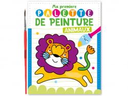 Acheter Ma première palette de peinture - animaux - 6,95€ en ligne sur La Petite Epicerie - Loisirs créatifs