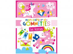 Acheter mon cahier de gommettes - les licornes - 5,50€ en ligne sur La Petite Epicerie - Loisirs créatifs