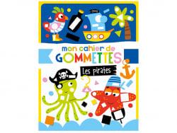 Acheter mon cahier de gommettes - les pirates - 5,50€ en ligne sur La Petite Epicerie - Loisirs créatifs