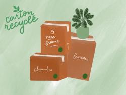 Acheter Lot de 10 cartons recyclés - 0,00€ en ligne sur La Petite Epicerie - Loisirs créatifs