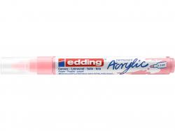 Acheter Edding Acrylic 5100 - Marqueur acrylique à pointe moyenne - mauve chic - 3,79€ en ligne sur La Petite Epicerie - Loi...